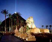 Las Vegas Luxor Casino Hotel